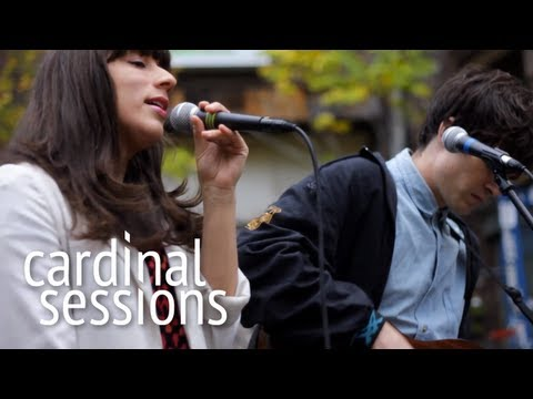 Cloud Control - Ghost Story - CARDINAL SESSIONS