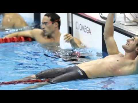 Cameron van der Burgh Gold medal swimmer admits to cheating in 100 breaststroke