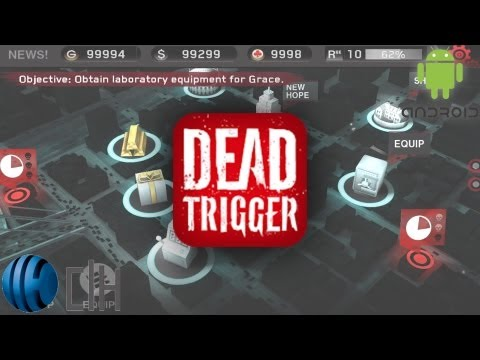 Dead Trigger - Gold Hack [Android]