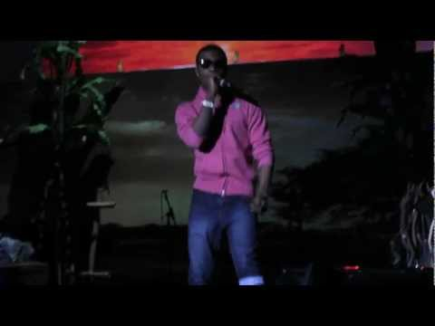 WIZKID - WIZKID's performance @ the African Kings of Comedy