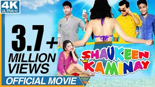 Shaukeen Kaminay Latest Hindi Full Movie 2016 || Kartik Gaur, Sahil Garg,Seema || Eagle Hindi Movies