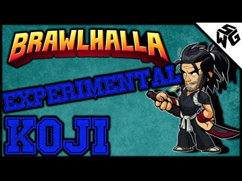 Experimental Koji 1v1's - Brawlhalla Gameplay :: Back From Vacation and Losing! XD