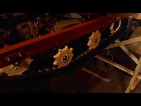 Лыжный модуль для мотобуксировщика своими руками