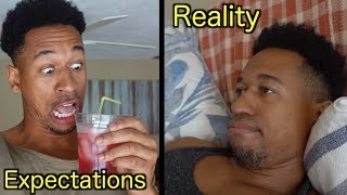 FRIDAY: Expectation vs Reality