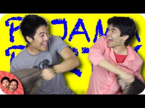 Pajama Party With Nigahiga & Sean Fujiyoshi | Vrc With The Fu video