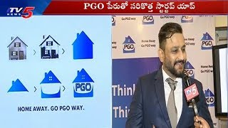 New Startup Company's App 'PGO' | Hyderabad