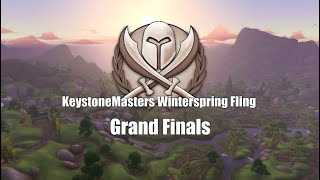 KeystoneMasters Winterspring Fling | Day 2 Grand Finals! | MethodEU VS MethodNA