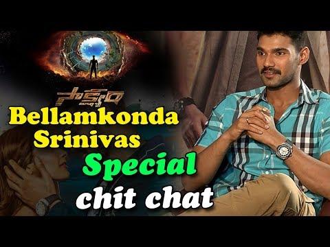 Actor Bellamkonda Srinivas Special Chit Chat on Sakshyam Movie