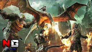 Middle Earth: Shadow of War - Gameplay Trailer (Español)