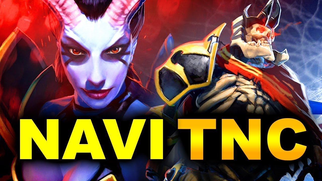 NAVI vs TNC - DECIDER GAME! - ESL ONE MUMBAI 2019 DOTA 2