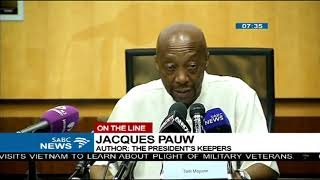 Jacques Pauw on SARS's Moyane suspension