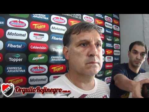 Declaraciones Gerardo Martino - Pretemporada 2012 Newell´s - 10.01.12 / OrgulloRojinegro.com.ar