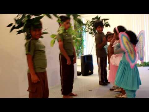 Arpita's First Performance - Kiyam Kiyam Kuruvi Njan video