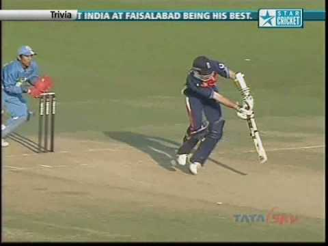 Agile stumping by dinesh karthik