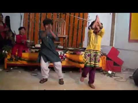 Holud Performance - Sajan Ji Ghar Aye By Ahon & Ornila... video