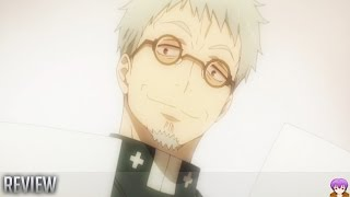 Blue Exorcist: Kyoto Impure King Arc Episode 2 Anime Review - Ryuji's Backstory