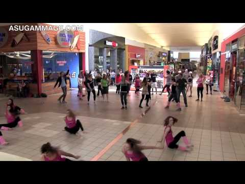 Flashdance Flashmob At Chandler Fashion Center video