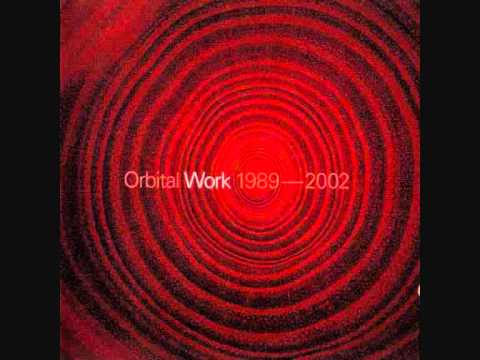 "Orbital - HALCYON (7""VERSION)"