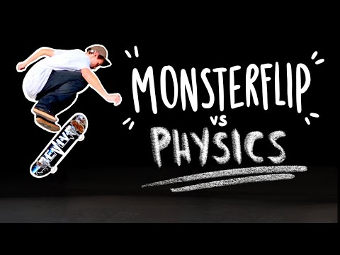 This Trick should Really be Impossible | Monster Flip