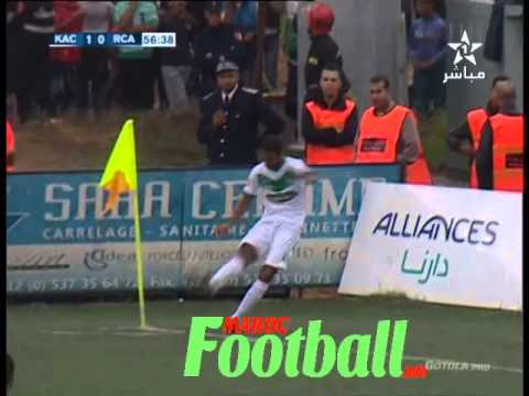 KAC de Kenitra 1-0 Raja Casablanca Atlhletic