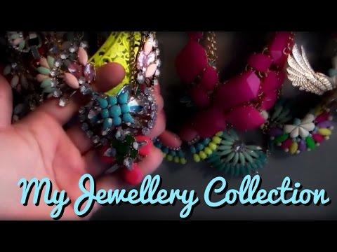 Jewellery Collection – La mia collezione di gioielli – Le Idee di Berta