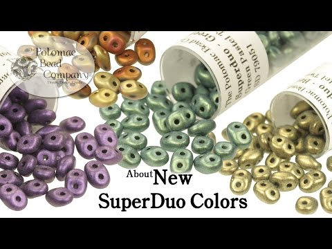 About New SuperDuo Colors