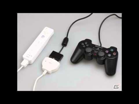 Usa tu Control de Playstation 2 para jugar en la Wii U