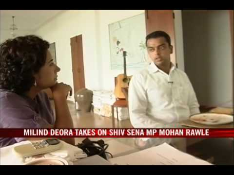 Follow The Leader: Milind Deora