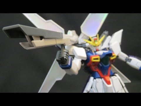 MG Gundam X (4: MS&V) After War Gundam X Garrod Ran's gunpla model review ガンプラ