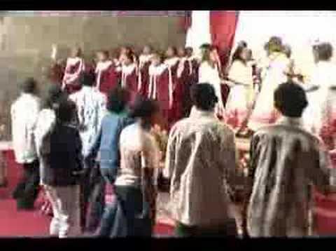 Ethiopia Choir Nazreth