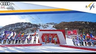 LIVE ~ FIS ALPINE SKIING COMPETITIONS-Hachimantai(JPN) 2019