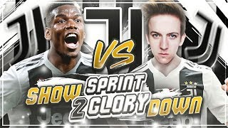 FIFA 19: JUVENTUS Sprint to Glory Showdown vs. FIFATOUR!! 🔥🔥