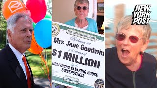 Warning about Publishers Clearing House scam