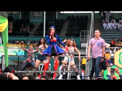 Jomblo, Bella Shofie Promo di Radio Kota Medan