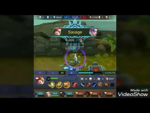 Mobile Legends - Kumpulan SAVAGE PART 2