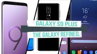 Samsung Galaxy S9 Plus Review: The Galaxy Refined, Not Reimagined