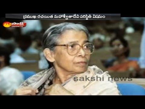 Writer Mahasweta Devi's Health Worsens, Put On Life Support