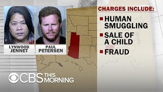 Arizona elected official charged with alleged adoption scheme