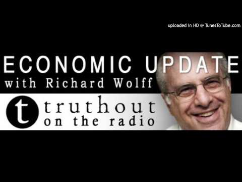 Economic Update - Economic Decline Mounts (Social Costs...) - Richard Wolff - WBAI Jul.6,2013