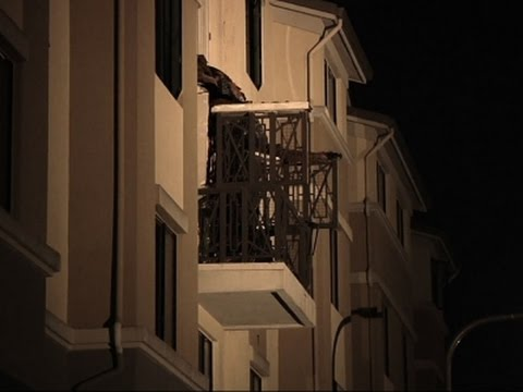 Witness: CA balcony 'Just Went Down Suddenly'