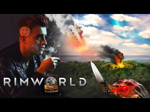 Я поиграл в Rimworld... пьяным (Хайлайты со стрима)