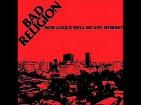 Bad Religion - Latchkey Kid