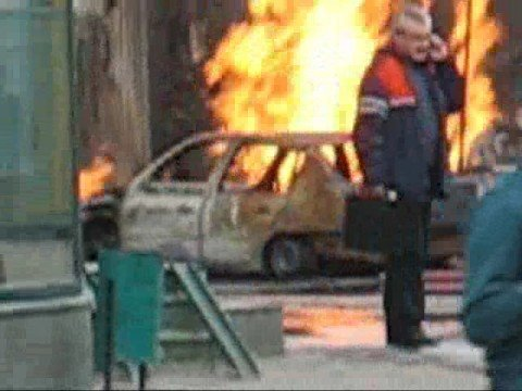 Пожар на Водном.