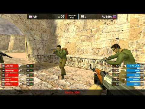 Russia vs. UK dust2
