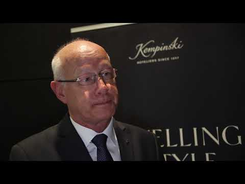Henk Meyknecht, chief operating officer, Middle East & Africa, Kempinski