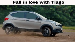 TATA TIAGO NRG 2018 you will fall in love with Tiago