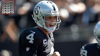 Did the Raiders Overpay for Derek Carr?