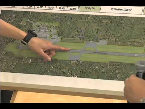 Inspection of the Puerto Princesa Airport Development Project