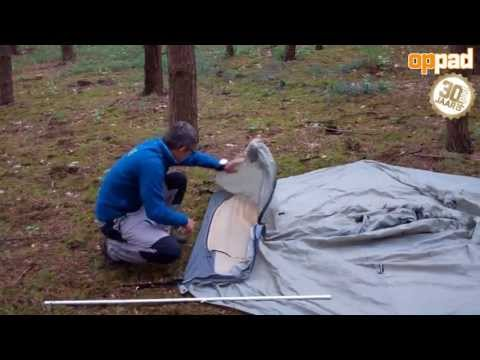 Test ANWB / Op Pad  Eureka! Europe WickiUp 3 SUL tipitent