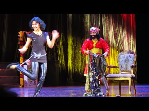 ANARKALI DISCO CHALI INDIAN DANCE GROUP MAYURI PETROZAVODSK...